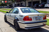 HARD Motorsport BMW E46 M3-Style Fender Flares for E46 Non-M Sedan, Touring