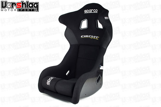 Sparco Circuit Fixed Back Racing Seat
