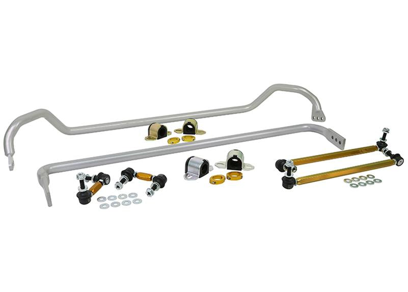 Whiteline 2010+ Camaro Front & Rear Adjustable Sway Bar Set