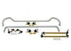 Whiteline 2010-2011 Camaro Front & Rear Adjustable Sway Bar Set