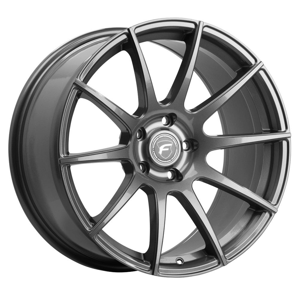 19x11 set of Forgestar CF10, S550 Mustang (GT350)