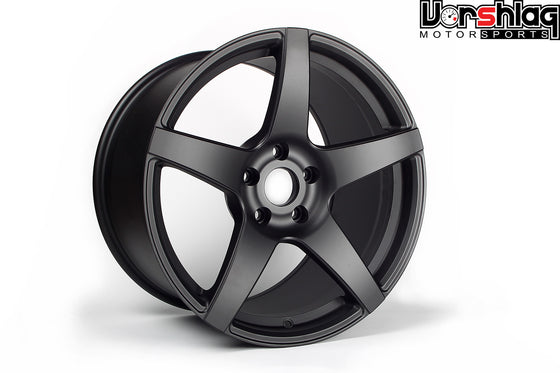 18x11 set of Forgestar CF5, Base C5/C6 Corvette
