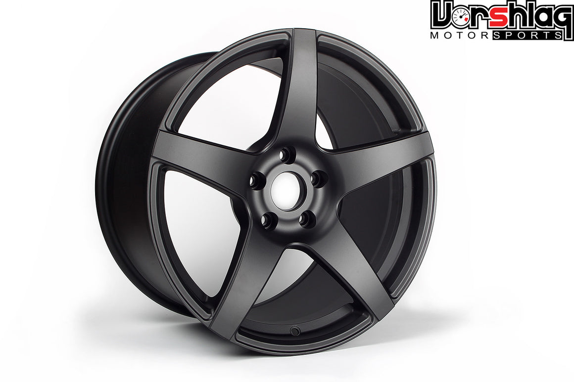 18x12 set of Forgestar CF5, C6 Z06 Corvette