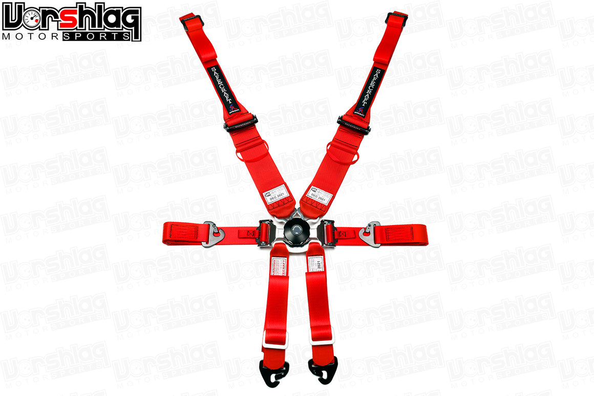 Safecraft 5010 6-Point Harness