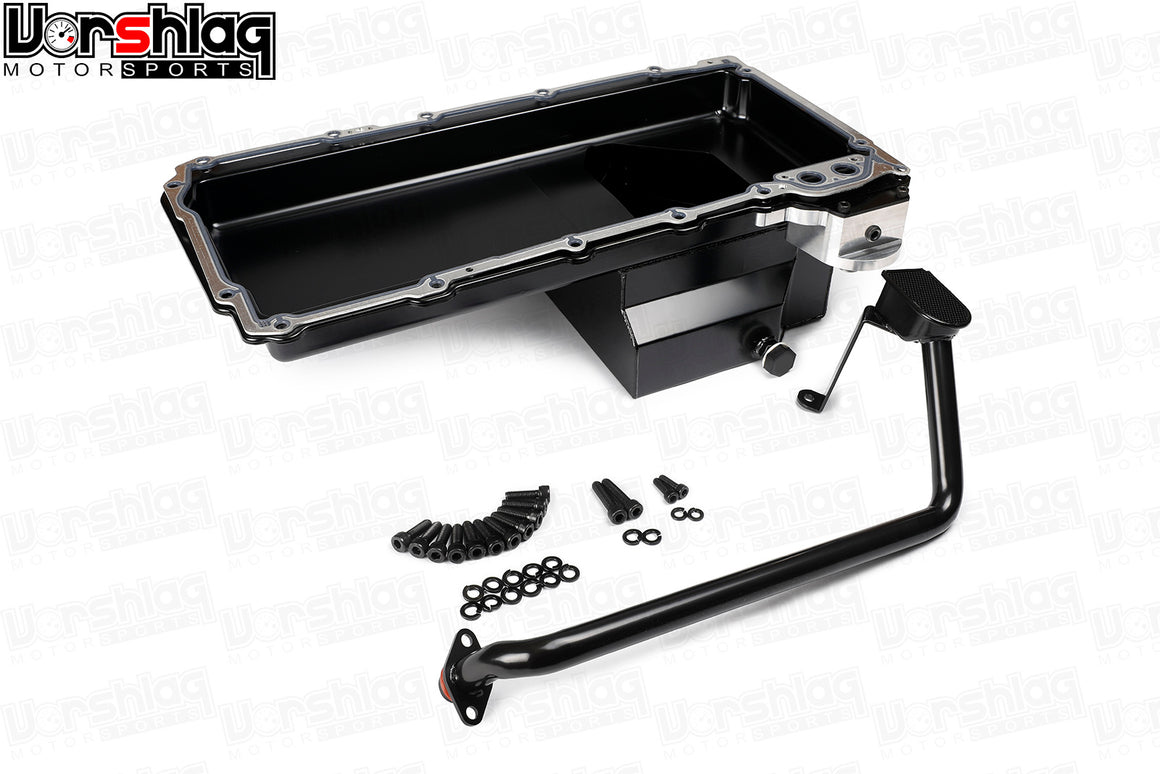Summit LSx Oil Pan Kit for LSx Swap