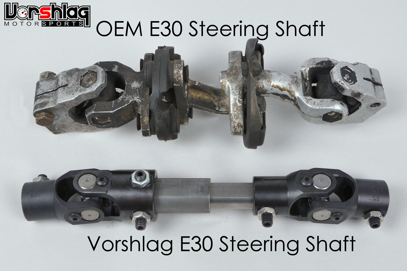 Vorshlag E30 Competition Steering Shaft Assembly