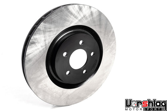 "Centric Front 14"" S197 Brake Rotor (each)"