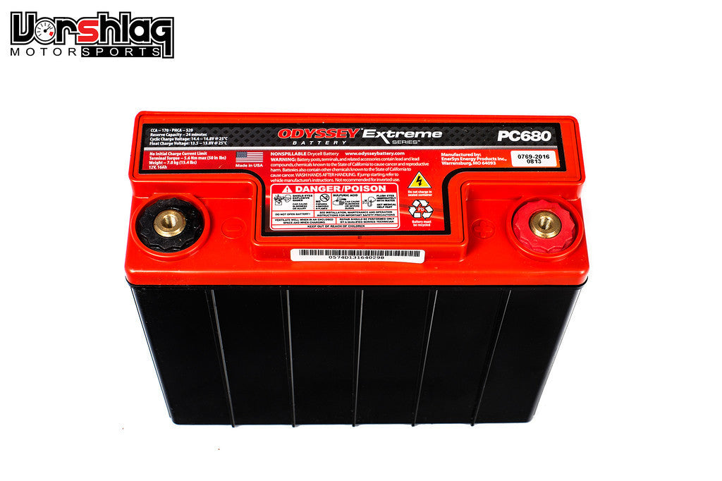Odyssey PC680 Racing Battery