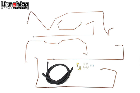 Vorshlag E36 LS1 4-Channel Brake Hard Line Kit