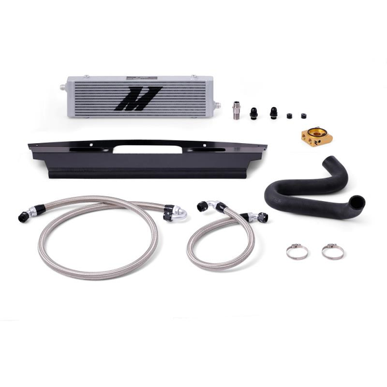 Mishimoto Thermostatic Oil Cooler Kit, 2015-2017 Mustang GT