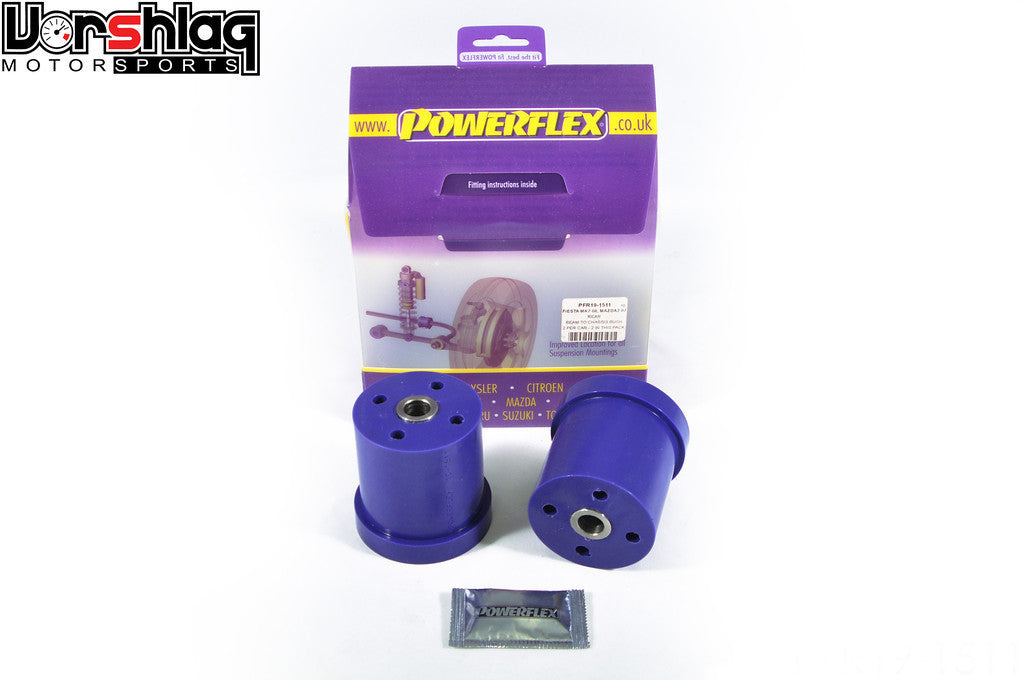 Powerflex Bushings for BMW E46
