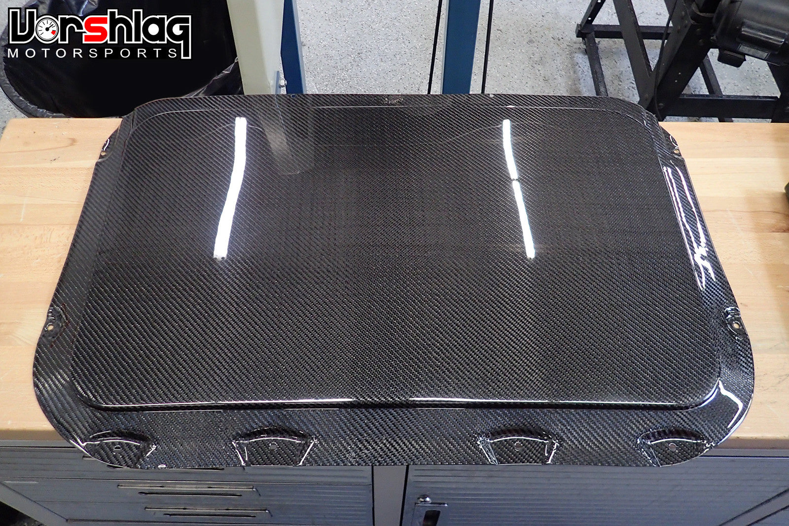 Rhr Performance Carbon Fiber Sunroof Delete Panel Bmw E46