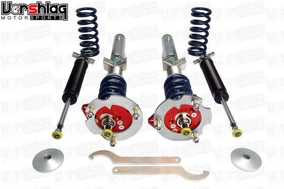 MCS TT1 Single Adjustable Dampers (Ford S550 Mustang, Except PP2/GT350)