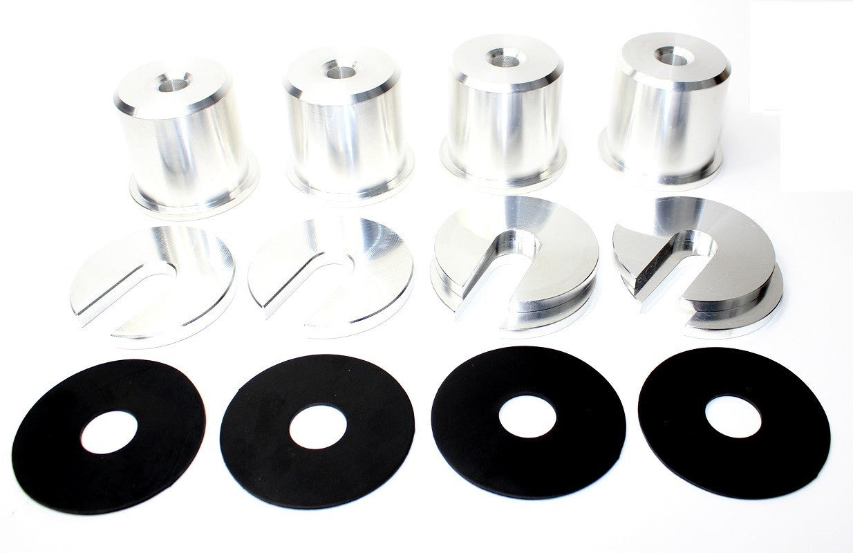 SPL PARTS - PRO Aluminum Rear Subframe Bushings, FRS/BRZ - Vorshlag
