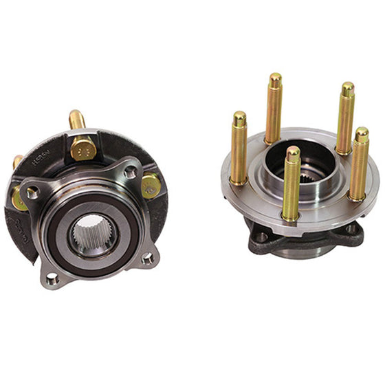 Ford Racing 2015-19 Mustang REAR Wheel Hubs with ARP Studs