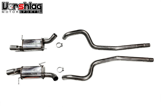 2011 & 2012 Mustang GT Magnaflow Street Series Cat-Back Exhaust System