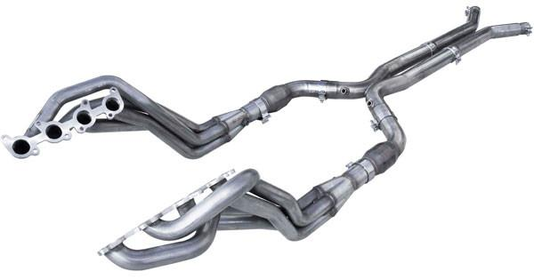 ARH Ford 2015-19 Mustang 5.0L Long Tube Headers with X-Pipe