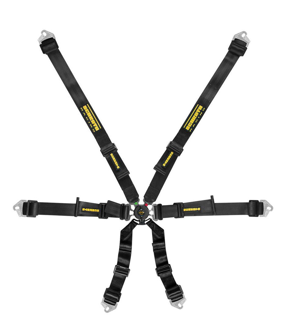 Schroth Flexi 2X2 FHR 6-Point Harness