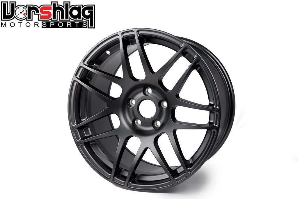 18x11 set of Forgestar F14, S197 Mustang