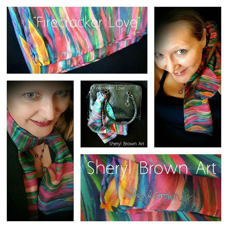 Purse Scarves for the Accessory Challenged