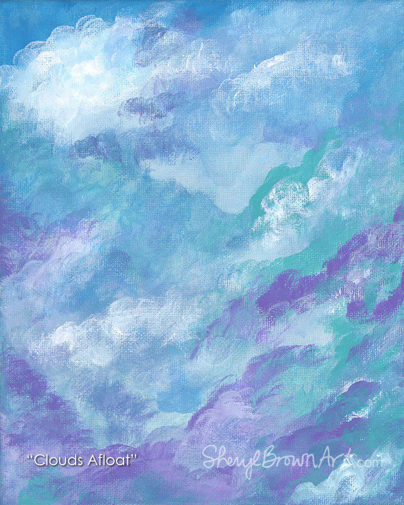 Clouds Afloat