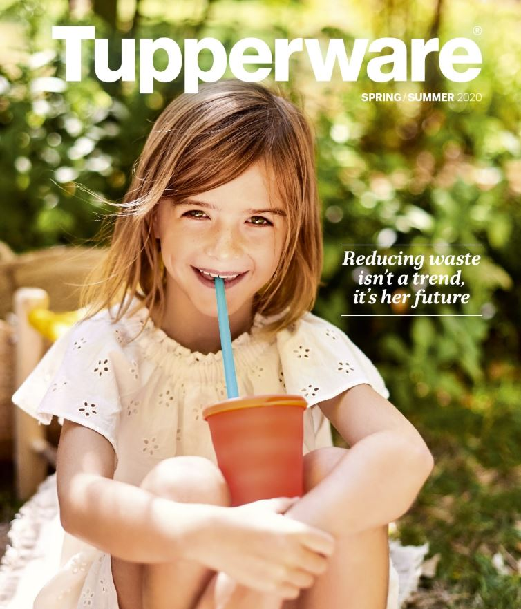 Tupperware Catalogue - Spring/Summer 2020