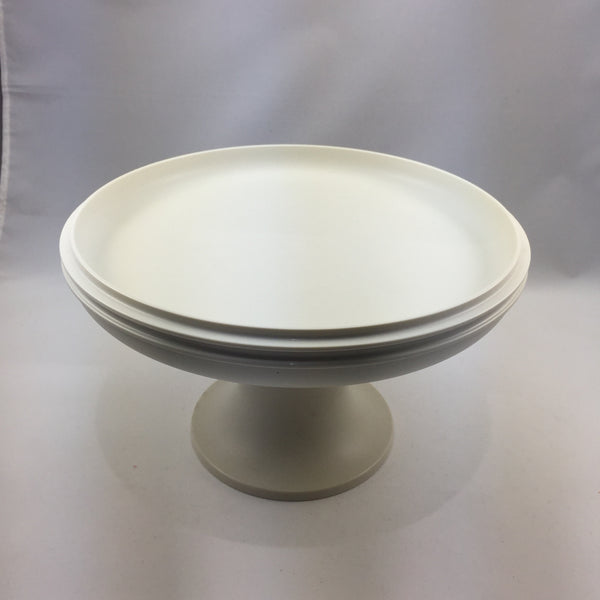 Tupperware Vintage Cake Stand