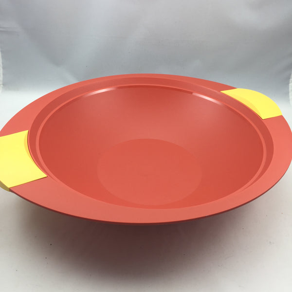Tupperware Vintage Fruit Bowl Platter Large Dish