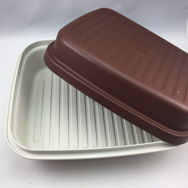Tupperware Vintage Bread Keepers