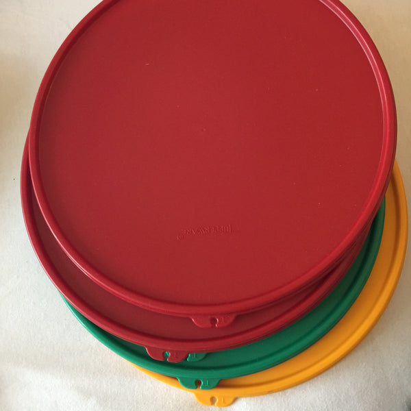 Tupperware Vintage Round Seals Code 1831