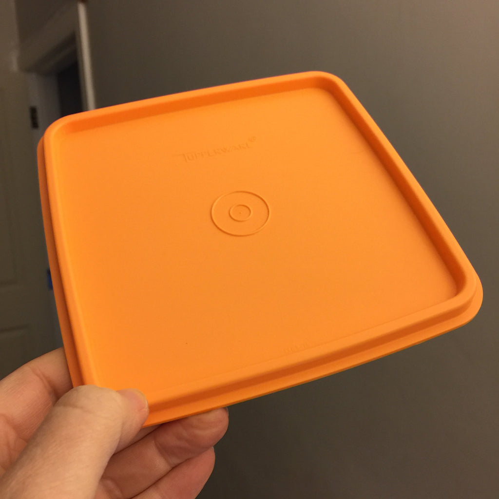 Spare Parts Tupperware Square Seal Lid Code 1363-15