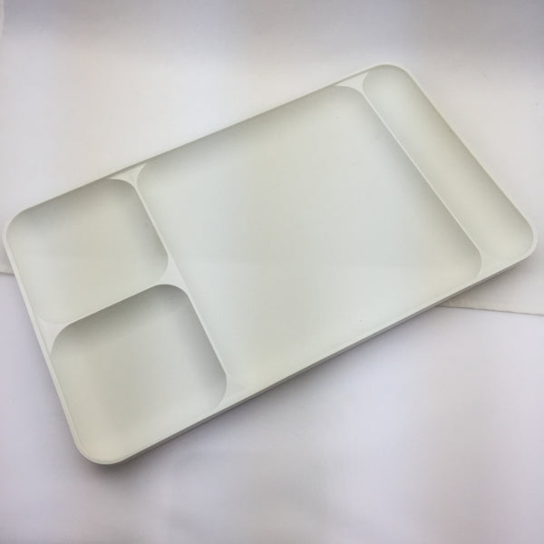 Tupperware Vintage Large Divided Trays