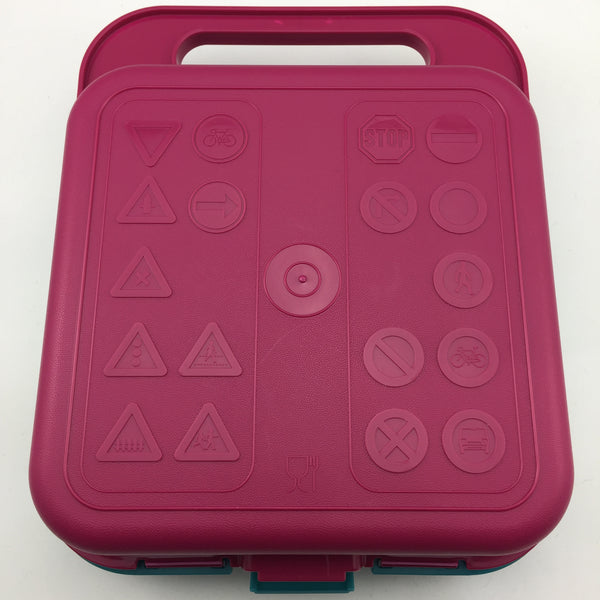 Tupperware Vintage Large Lunch Box Set