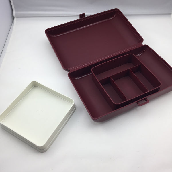 Tupperware Vintage Lunch Box of Craft Box - Unusual