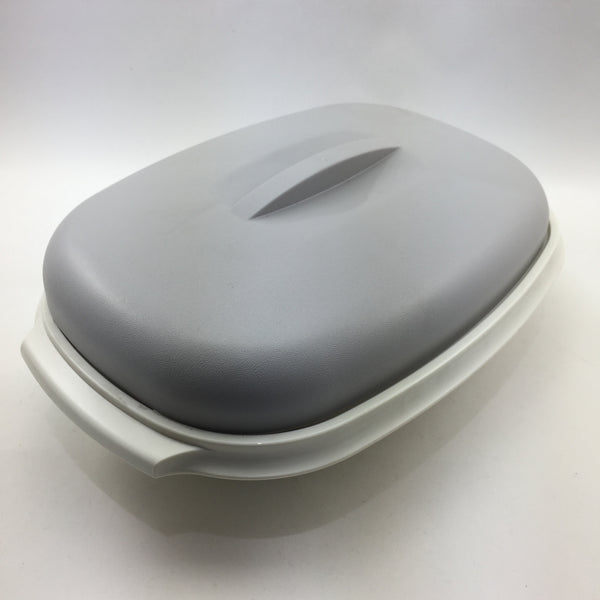 Tupperware Vintage Insulated Server Oval