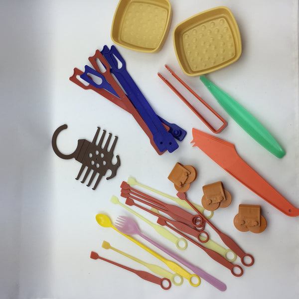 Tupperware Vintage Bits and Bobs