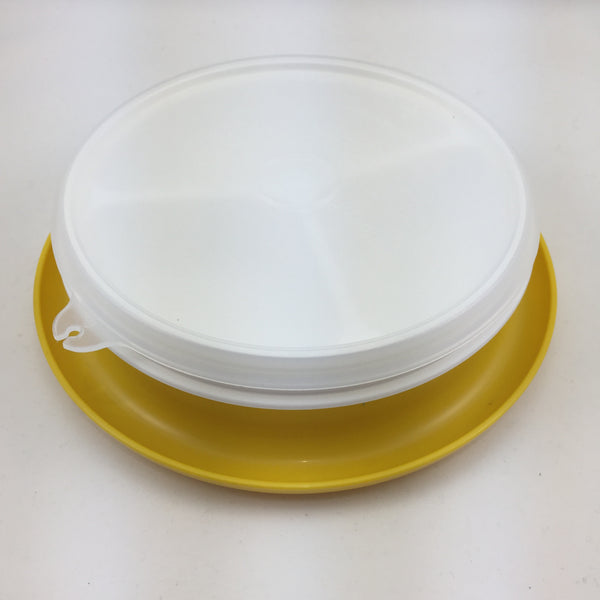 Tupperware Vintage Baby Feeding Bowl