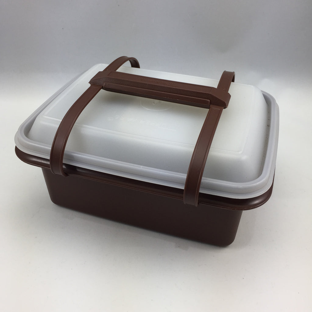 Tupperware Vintage Lunch Box Set