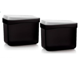Tupperware Drawer Canister