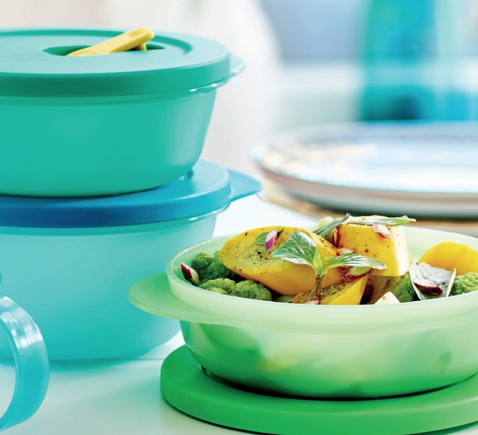 Tupperware Crystalwave Microwave Containers – The Tupperware Lady