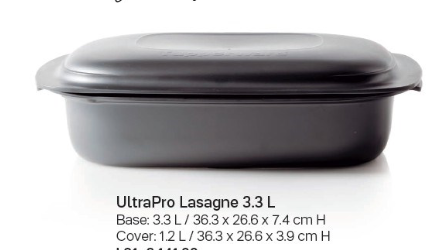 Tupperware Ultra Pro UltraPro Ovenware