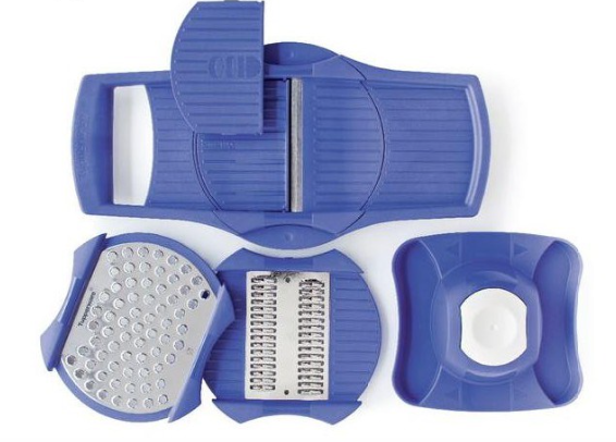 Grater with Hand Protector  ** HALF PRICE**