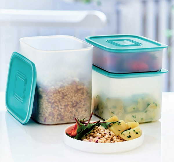 Tupperware Baseline Canister Set