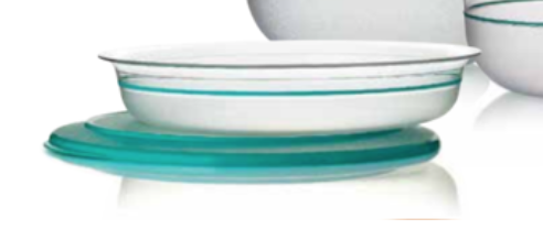 Tupperware Table Collection Serving Platters
