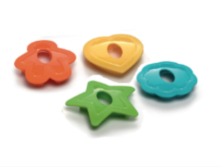 Tupperware Biscuit Cookie Cutters