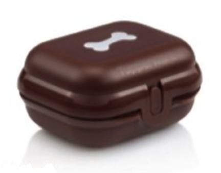 Tupperware Mini Oyster for Dog Treats