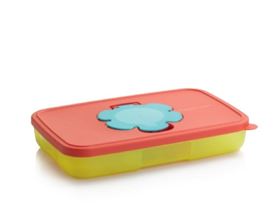Tupperware Low Baby Wipes Box