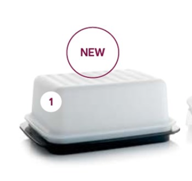 Tupperware Butter Dish