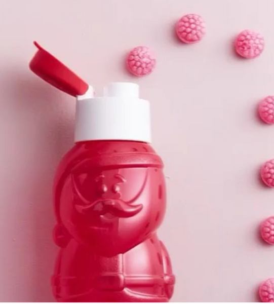 Eco Bottle Santa 350ml