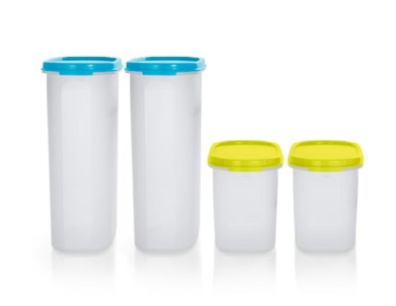 Space Saver Storage Set with Picamama seals